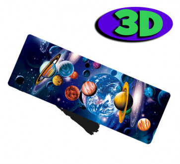 Wholesale Bookmarks | 3D Solar System / Space Bookmarks
