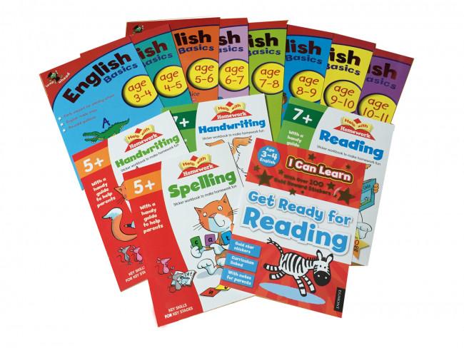 Wholesale Educational Kids Books