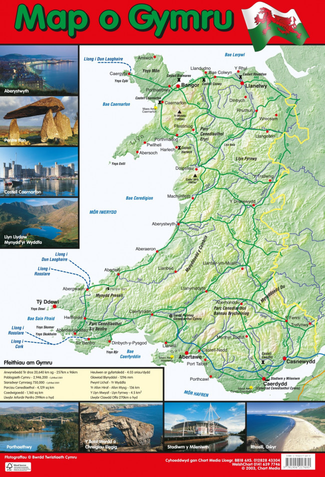 d6544e9ee58a2 Map Of Wales Wholesale Posters