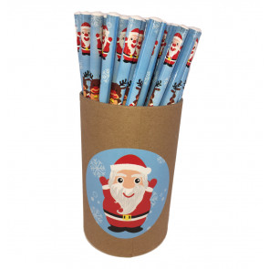 Wholesale Stationery | Christmas Mini Notepads. Retail Display Box