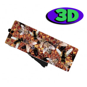 Wholesale 3D Bookmarks | Honey Bee Design, Quality Bookmarks