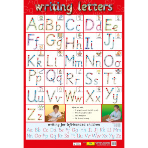 Writing Letters Early Learning Wholesale Posters